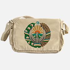 Uzbekistan Messenger Bag