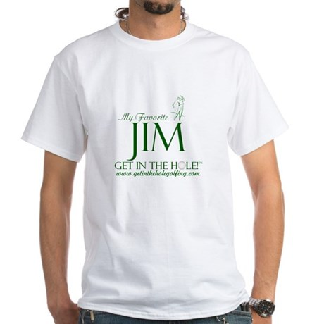 *FAN FAVORITE* GET IN THE HOLE! Golf T-Shirt (JM)