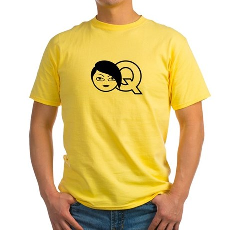"""""""Twink-a-licious"""" Yellow T-Shirt"""