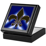 Boy scouts Square Keepsake Boxes