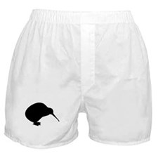 Kiwi bird Boxer Shorts