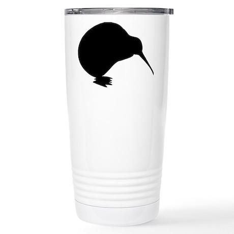 Kiwi bird Stainless Steel Travel Mug