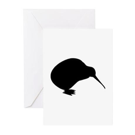 Kiwi bird Greeting Cards (Pk of 20)