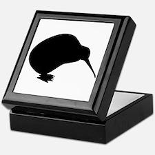 Kiwi bird Keepsake Box
