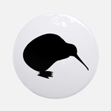 Kiwi bird Ornament (Round)
