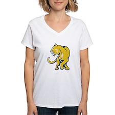 Saber Tooth Tiger Shirt