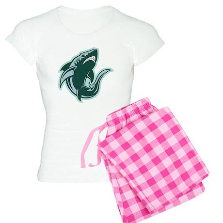 Great White Shark Women's Light Pajamas