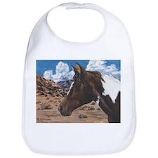 Desert Paint Horse Bib