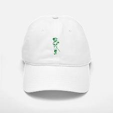 Green Musketeer Baseball Baseball Cap