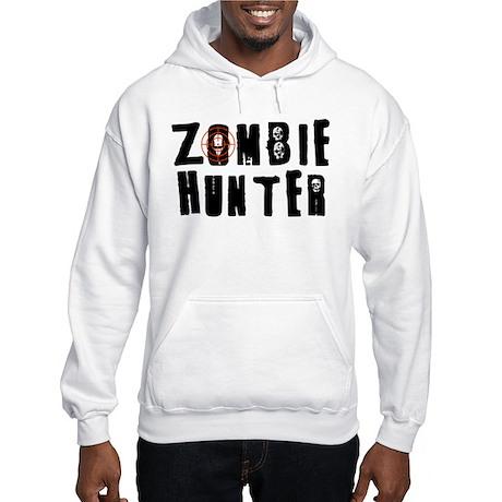 Zombie Hunter Hooded Sweatshirt