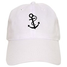 Anchor ship boat Baseball Cap