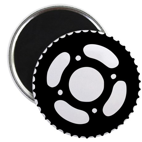 "Bicycle gear 2.25"" Magnet (10 pack)"