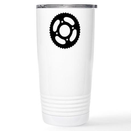 Bicycle gear Stainless Steel Travel Mug