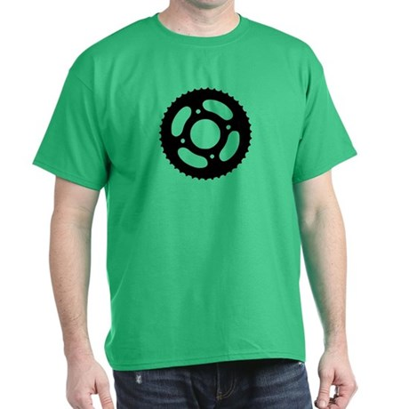 Bicycle gear Dark T-Shirt