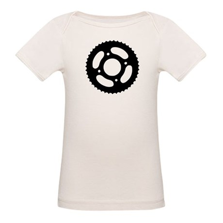 Bicycle gear Organic Baby T-Shirt