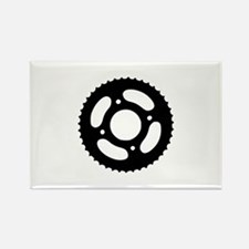 Bicycle gear Rectangle Magnet