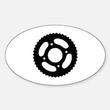 Bicycle gear Decal