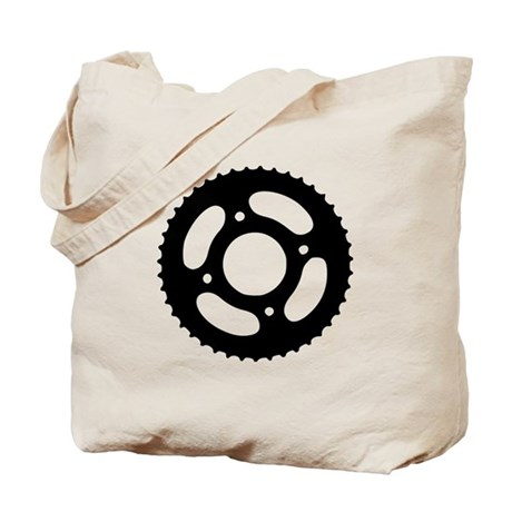 Bicycle gear Tote Bag
