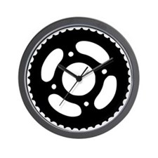 Bicycle gear Wall Clock