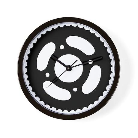 Bicycle gear Wall Clock