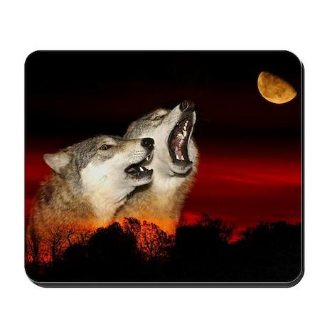 Marion & Seneca Moon Mousepad