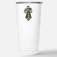 Zeus Warrior Travel Mug