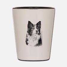 Pet Illustrations Shot Glass