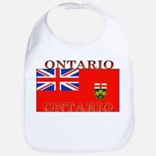 Ontario Ontarian Flag Bib