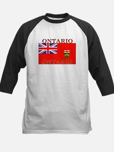 Ontario Ontarian Flag Tee