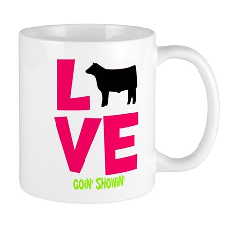 Steer Mugs
