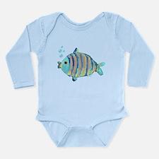 Big Fish Onesie Romper Suit