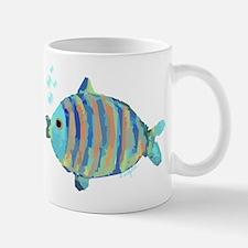 Big Fish Small Small Mug