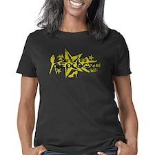 Fight Liver Cancer Dog T-Shirt