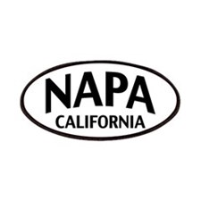 Napa California Patches