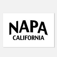 Napa California Postcards (Package of 8)