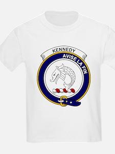 Cute Kennedy clan badge T-Shirt