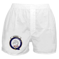 Cute Kennedy clan badge Boxer Shorts