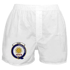 Funny Badge Boxer Shorts