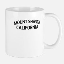 Mount Shasta California Mug