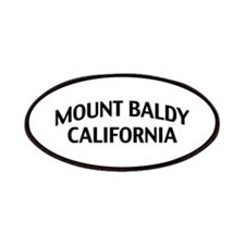 Mount Baldy California Patches