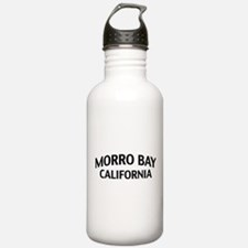 Morro Bay California Water Bottle