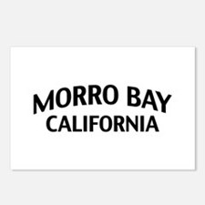 Morro Bay California Postcards (Package of 8)