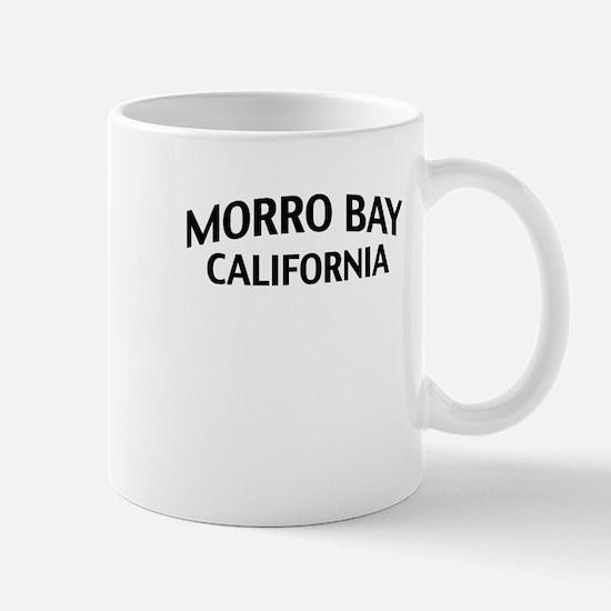 Morro Bay California Mug