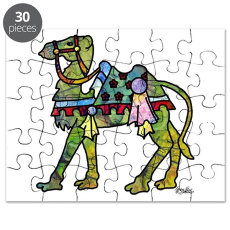 Circus March Puzzle