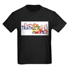 Cute Swim bike run T