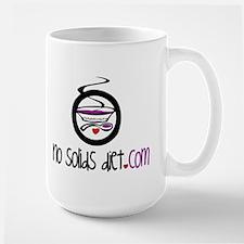 NoSolidsDiet.com Mug