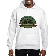 California Dreamin Woodie Sur Hoodie