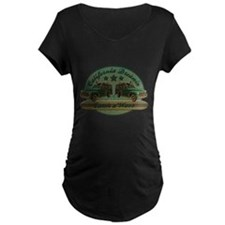 California Dreamin Woodie Sur T-Shirt