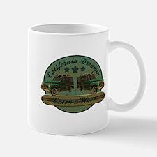 California Dreamin Woodie Sur Mug