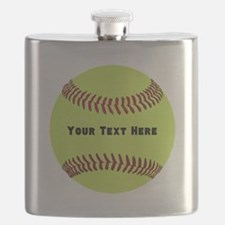 Customize Softball Name Flask